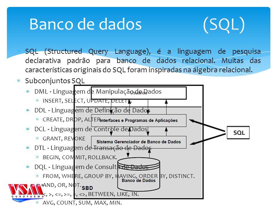 Banco de dados (SQL)