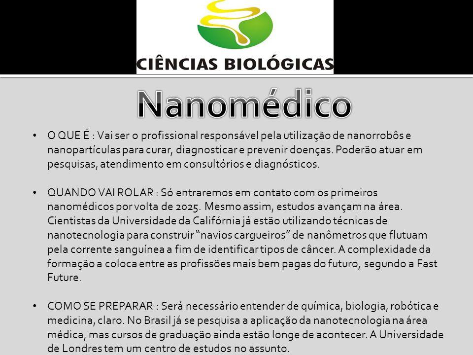 Nanomédico