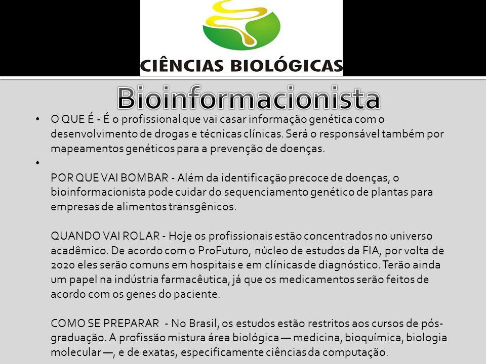 Bioinformacionista