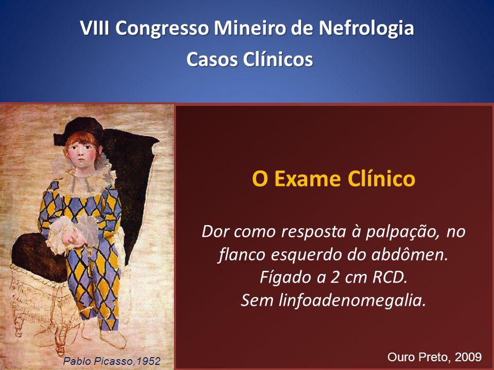 VIII Congresso Mineiro de Nefrologia