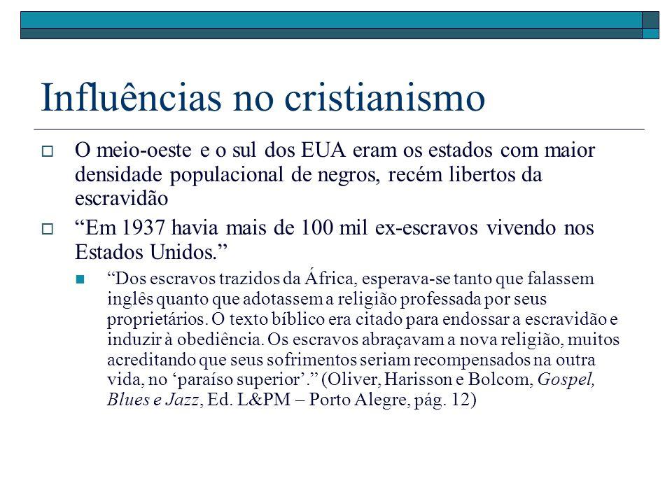 Influências no cristianismo
