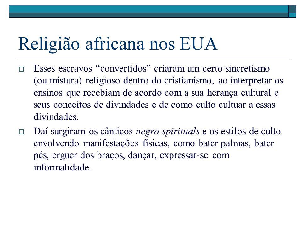 Religião africana nos EUA