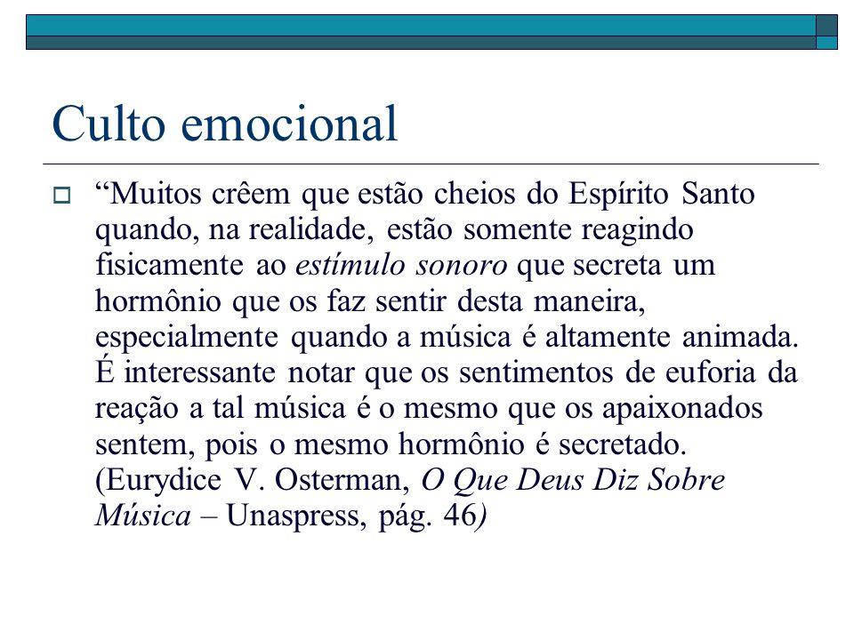 Culto emocional
