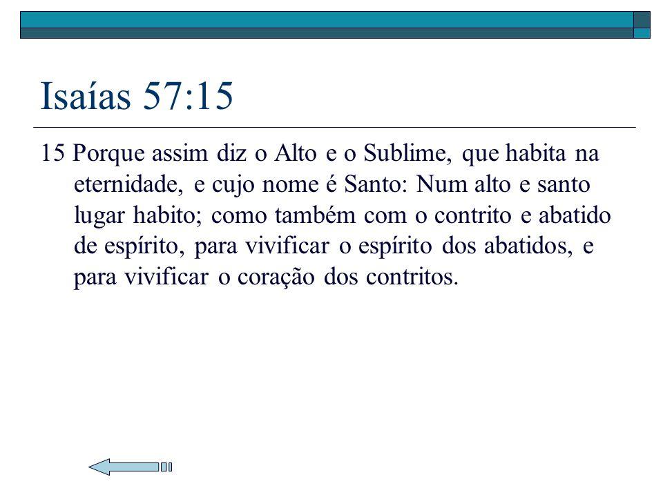 Isaías 57:15