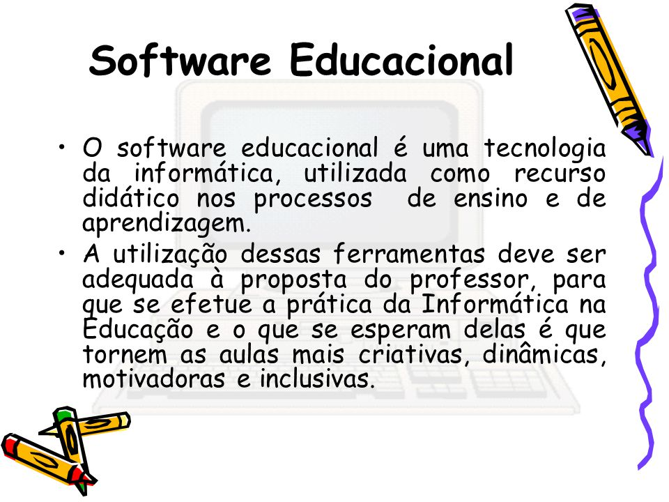 Software Educacional