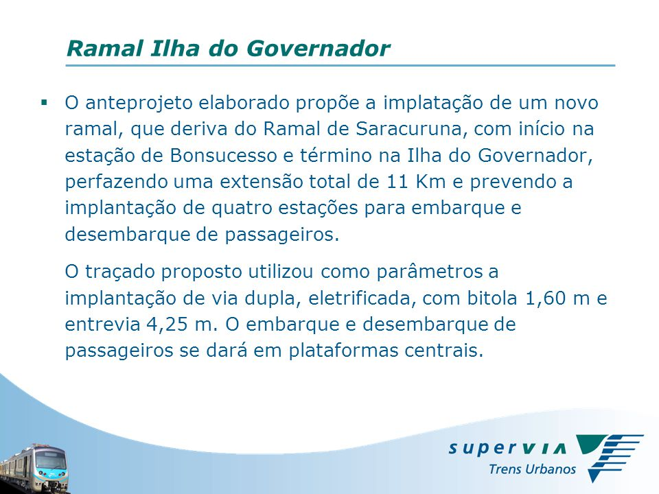 Ramal Ilha do Governador