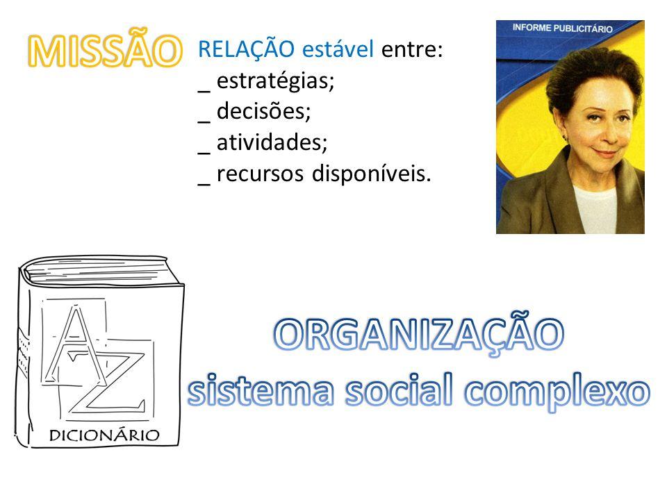 sistema social complexo