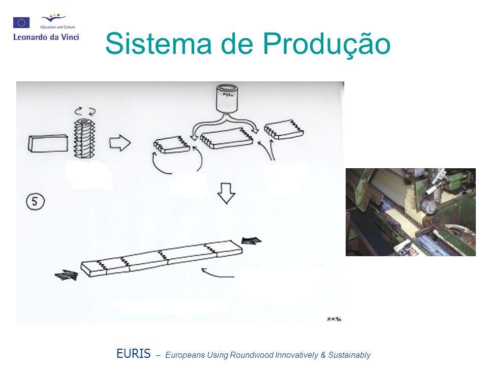 Sistema de Produção Árvore de tupia Cortes iguais Cortes iguais
