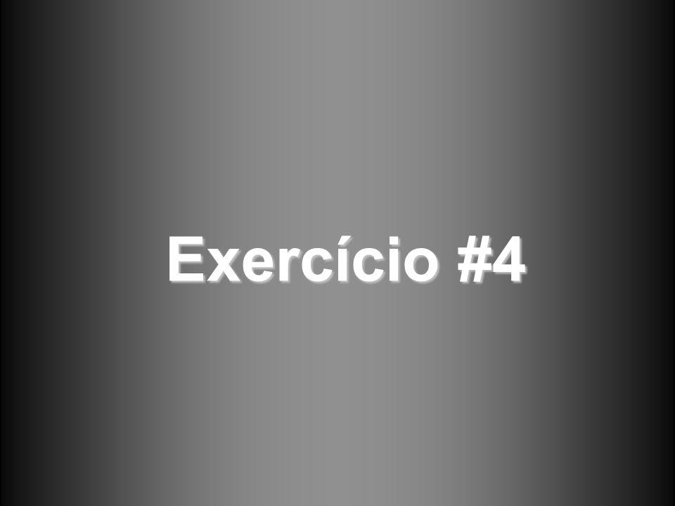 Exercício #4