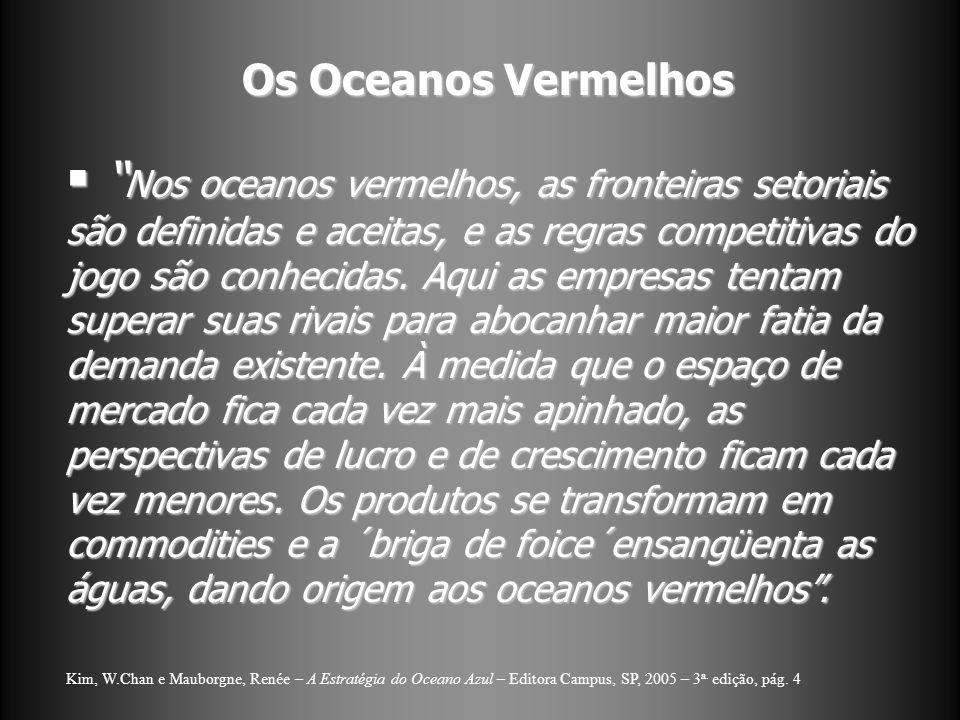 Os Oceanos Vermelhos