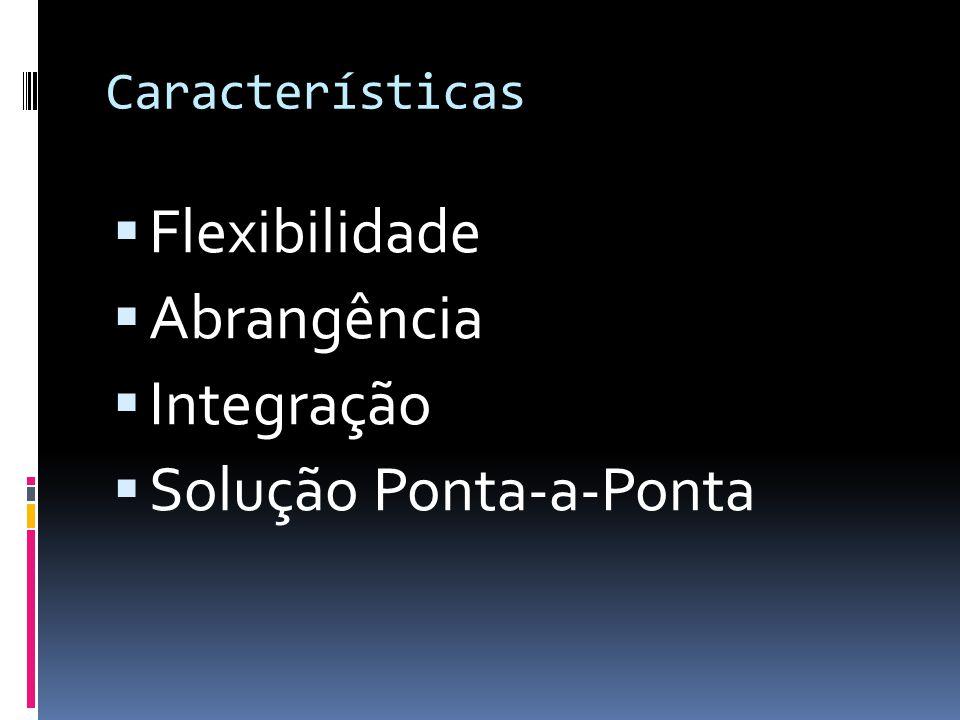 Solução Ponta-a-Ponta