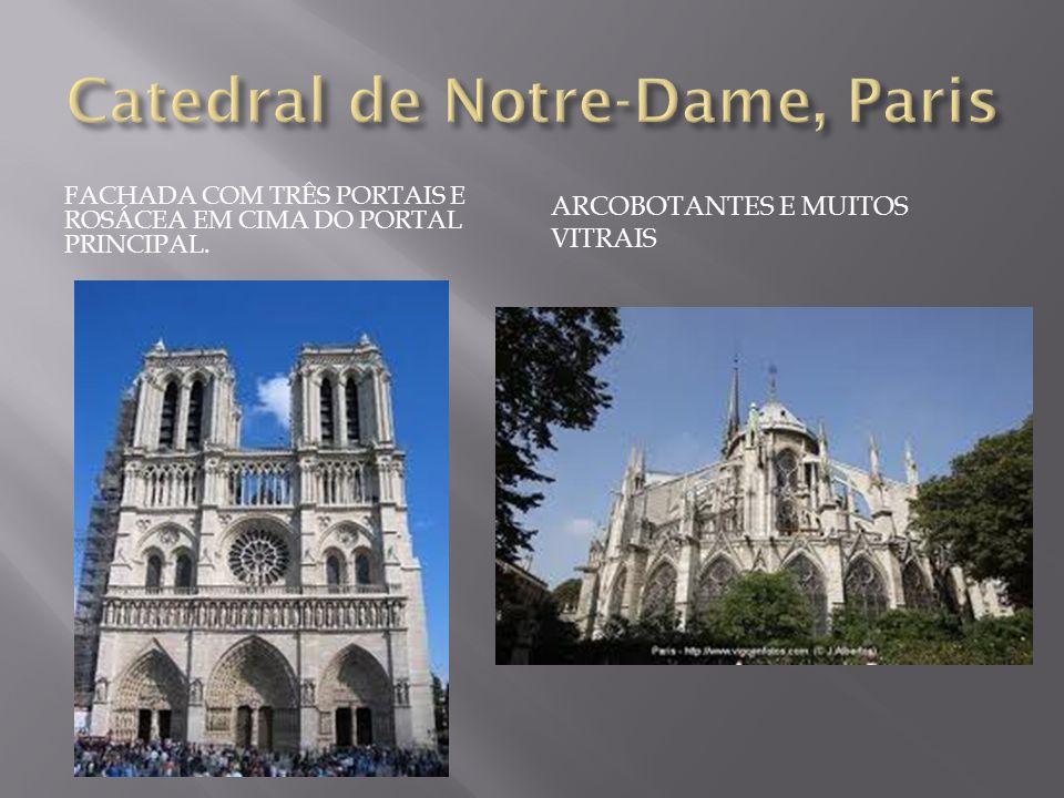 Catedral de Notre-Dame, Paris