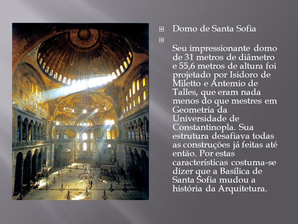Domo de Santa Sofia
