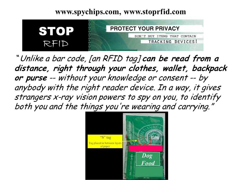 www.spychips.com, www.stoprfid.com