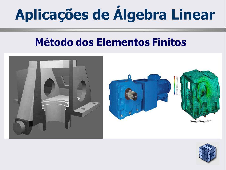 Aplicações de Álgebra Linear Método dos Elementos Finitos