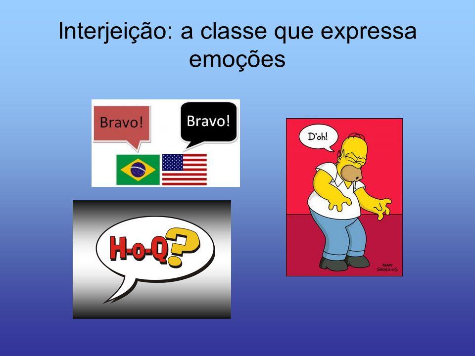 Interjeição: a classe que expressa emoções