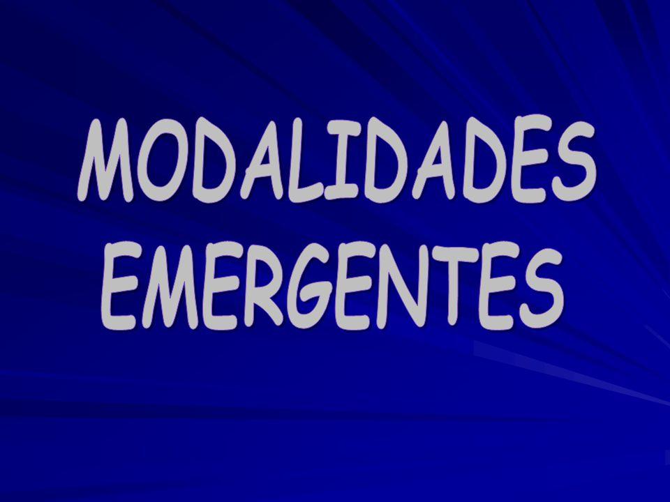 MODALIDADES EMERGENTES