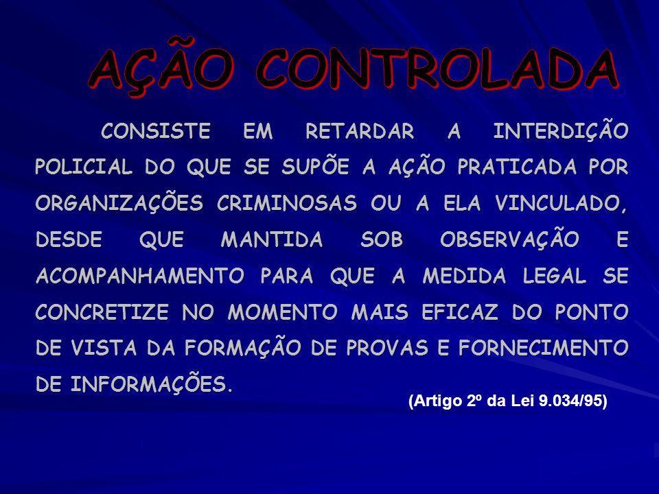 AÇÃO CONTROLADA