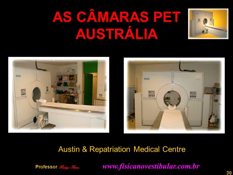 AS CÂMARAS PET AUSTRÁLIA