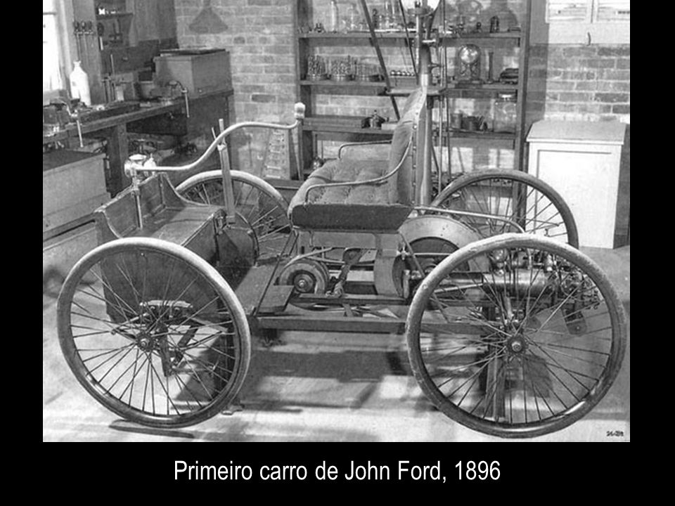 Primeiro carro de John Ford, 1896