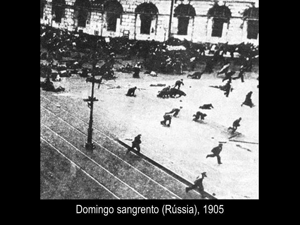 Domingo sangrento (Rússia), 1905