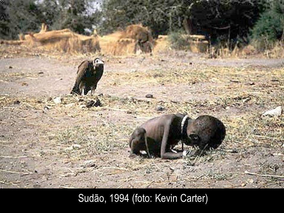 Sudão, 1994 (foto: Kevin Carter)