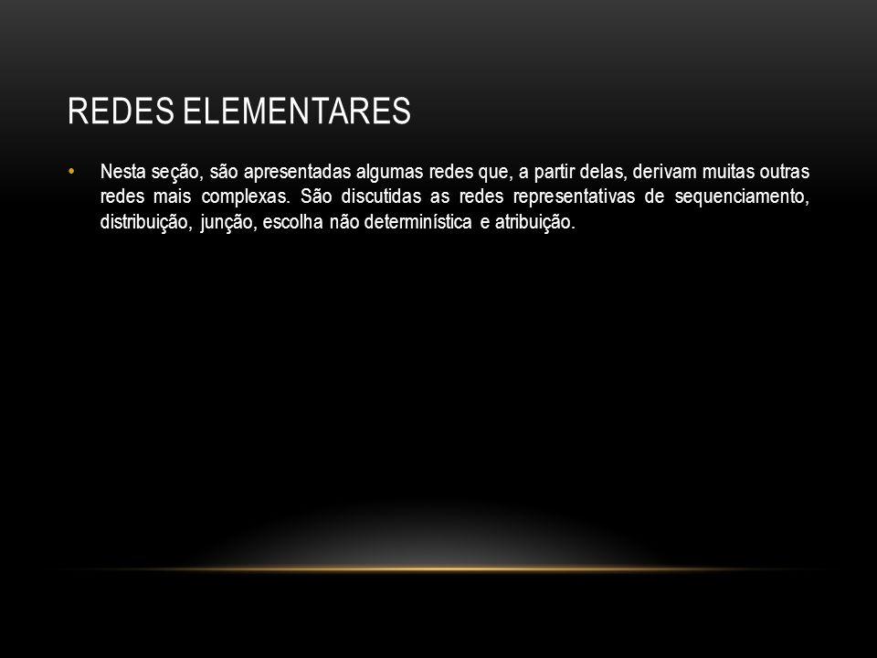 Redes Elementares