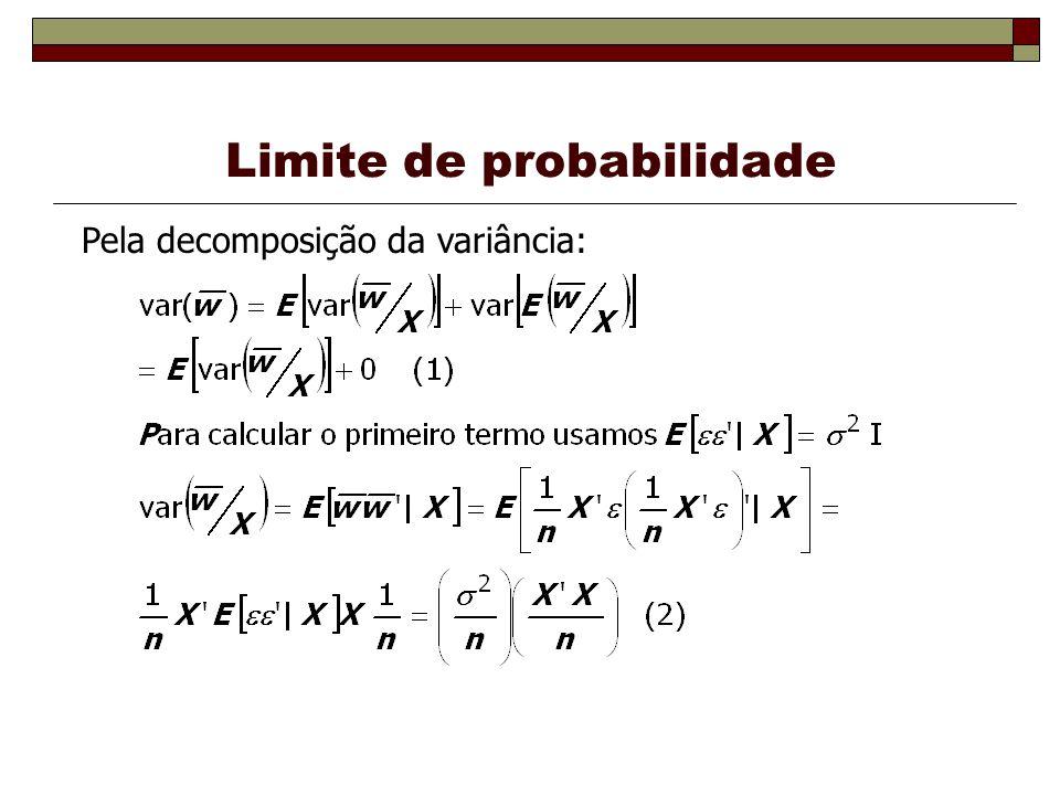 Limite de probabilidade