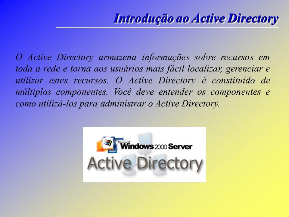 Introdução ao Active Directory