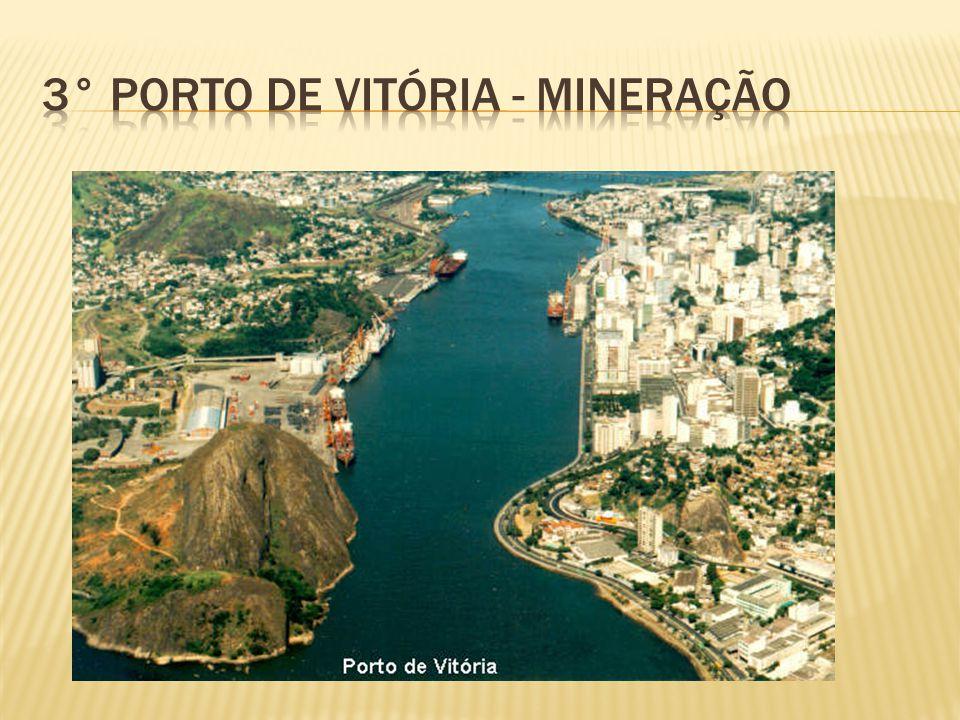 3° Porto de Vitória - Mineração