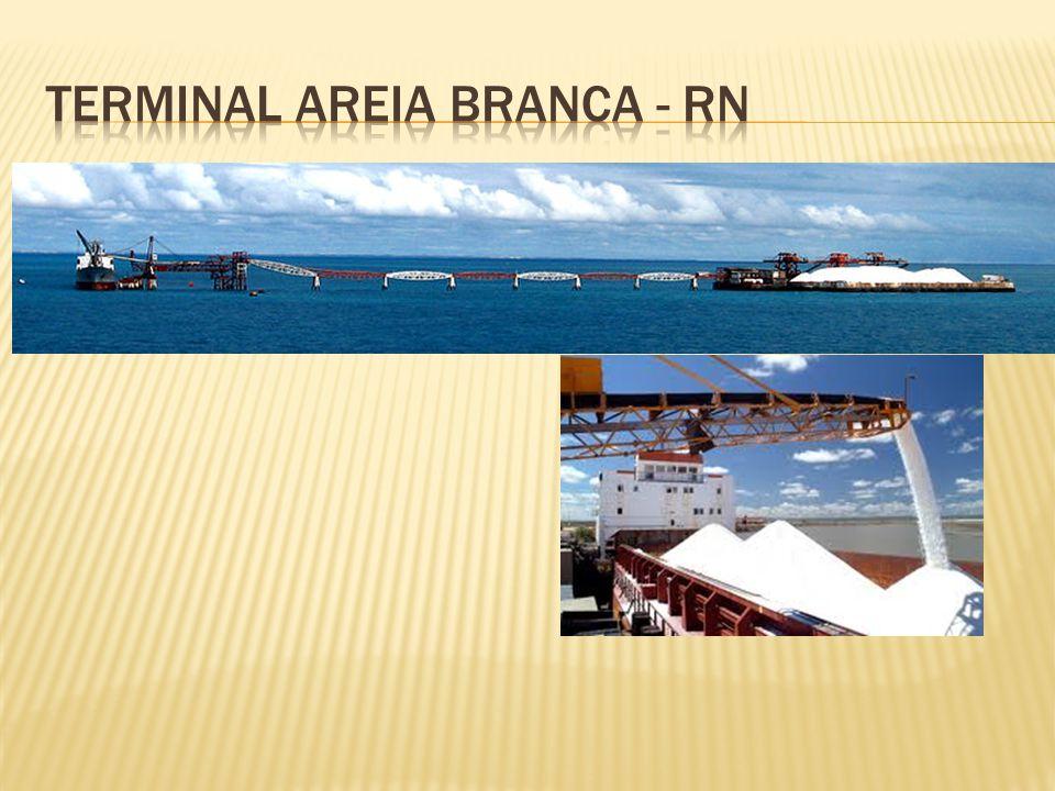 Terminal areia branca - rn