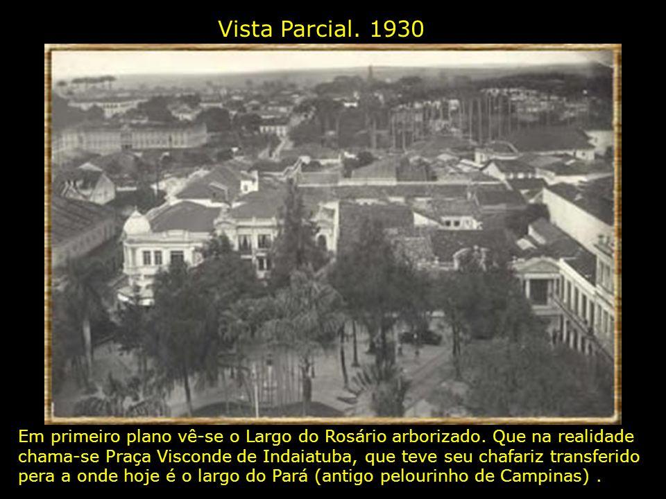 Vista Parcial. 1930
