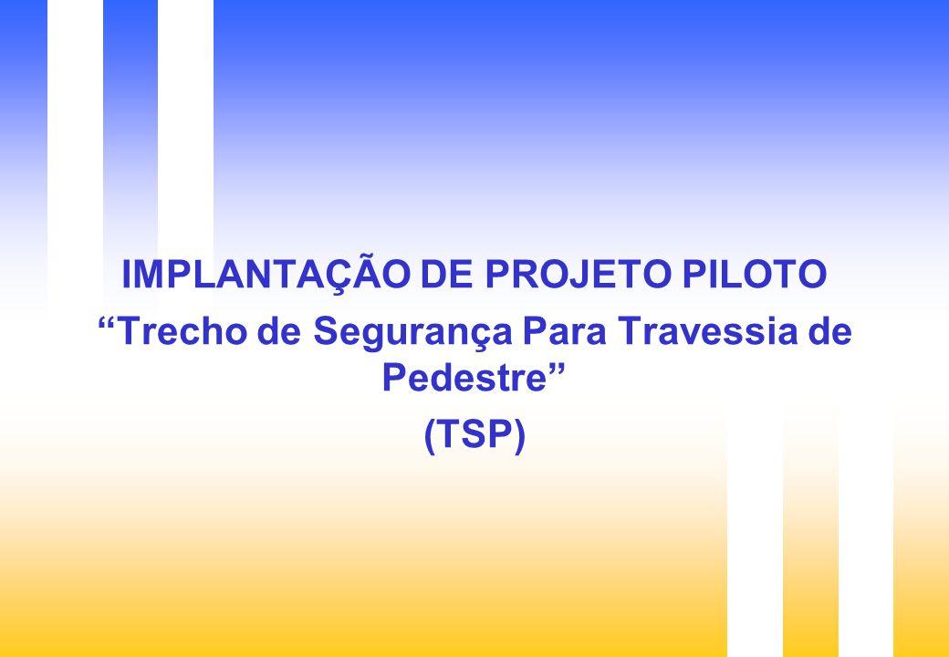 IMPLANTAÇÃO DE PROJETO PILOTO