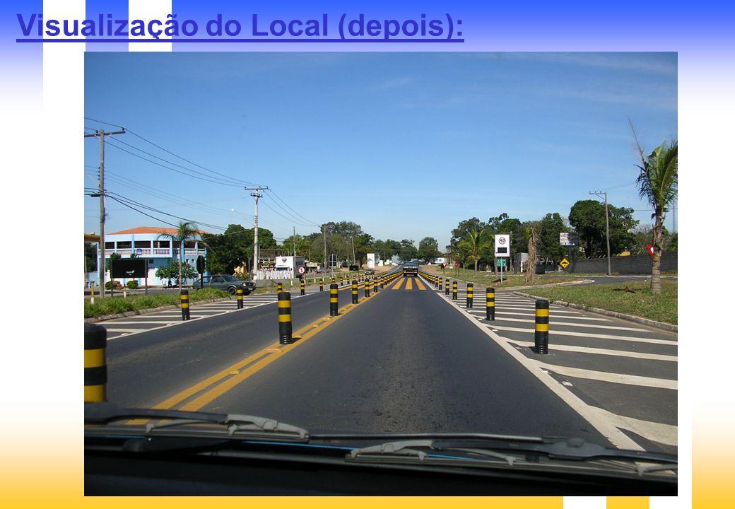 Visualização do Local (depois):