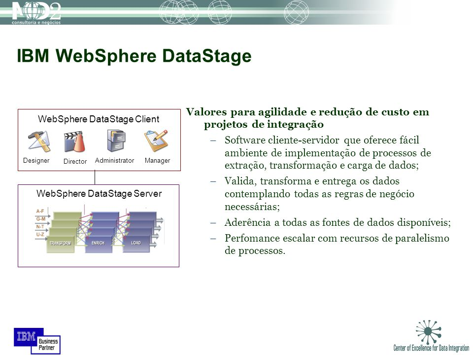 IBM WebSphere DataStage