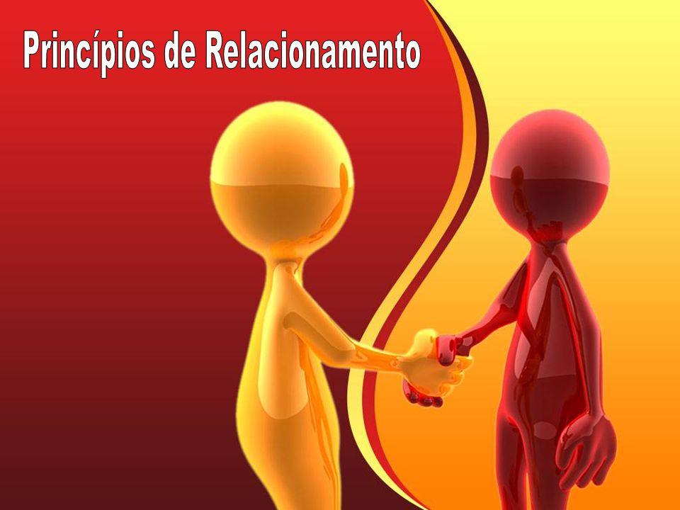 Princípios de Relacionamento