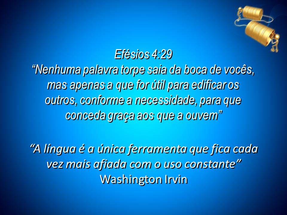 Efésios 4:29