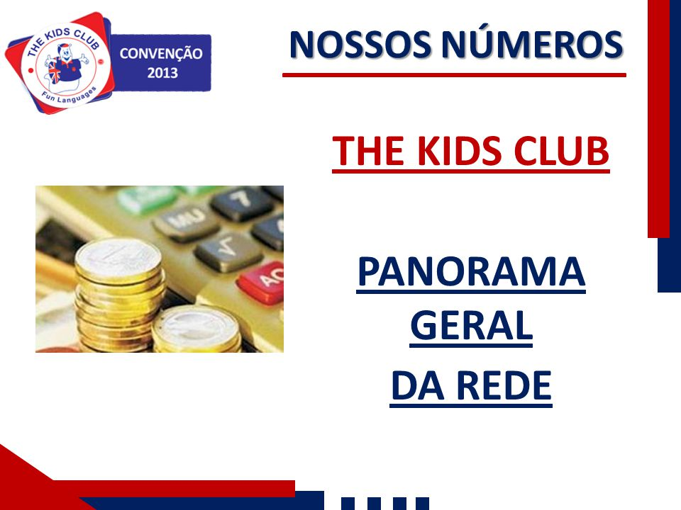 THE KIDS CLUB PANORAMA GERAL DA REDE
