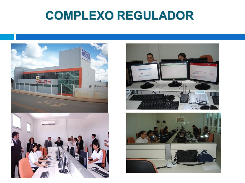 COMPLEXO REGULADOR