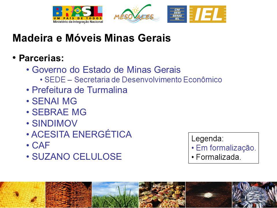 Madeira e Móveis Minas Gerais Parcerias: