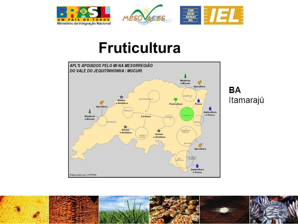 Fruticultura BA Itamarajú