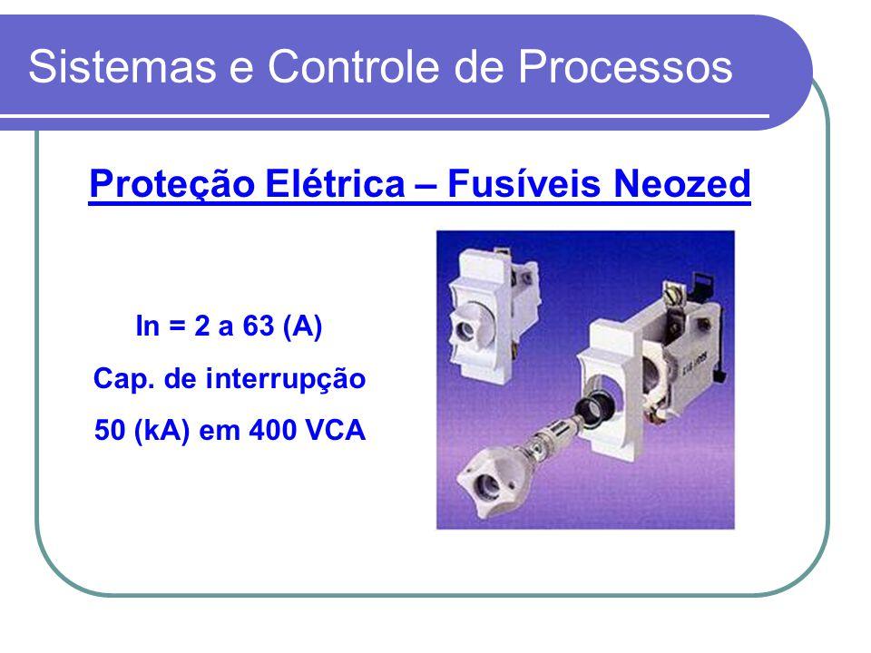 Sistemas e Controle de Processos
