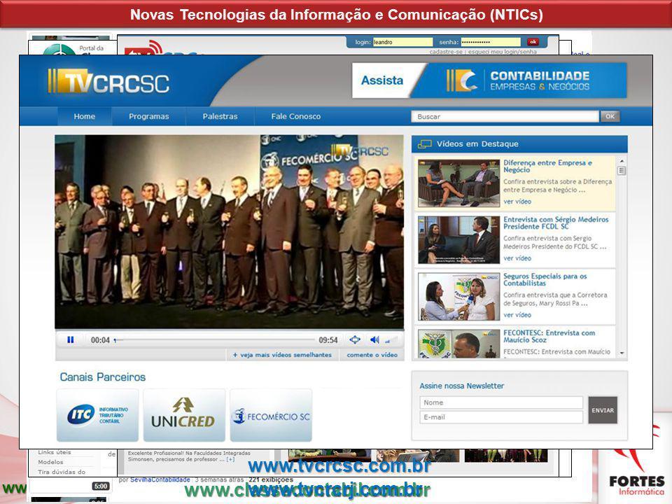 Novas Tecnologias da Informação e Comunicação (NTICs)