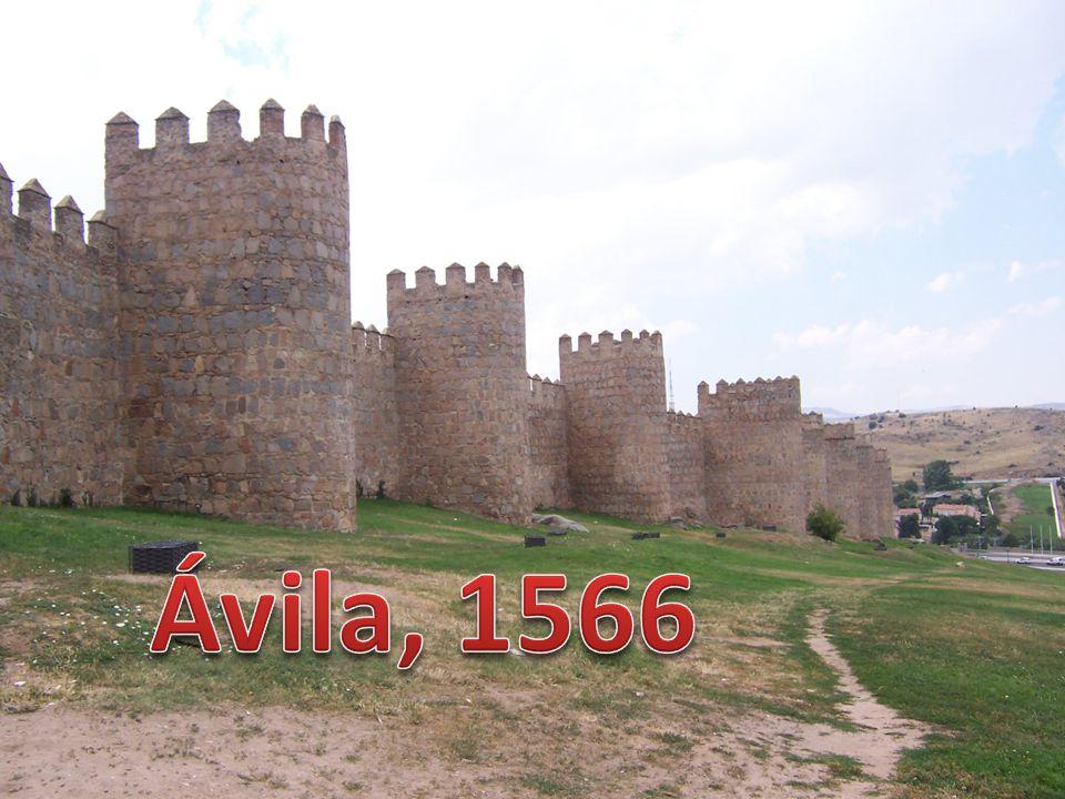Ávila, 1566