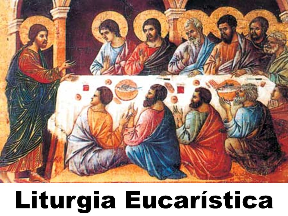 Liturgia Eucarística 78