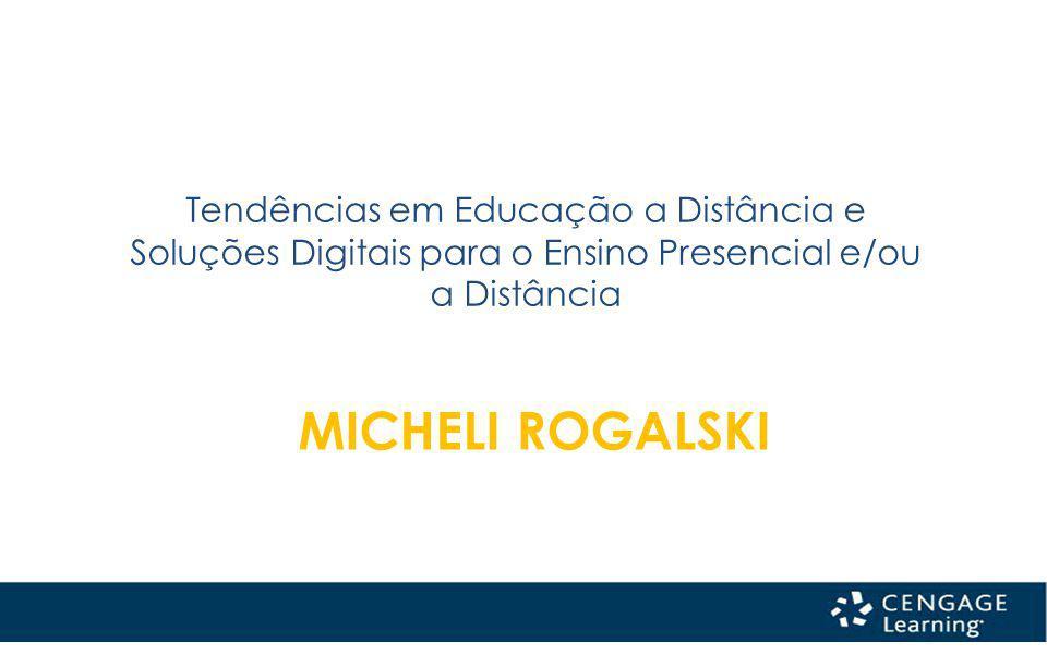 Tendências em Educação a Distância e Soluções Digitais para o Ensino Presencial e/ou a Distância