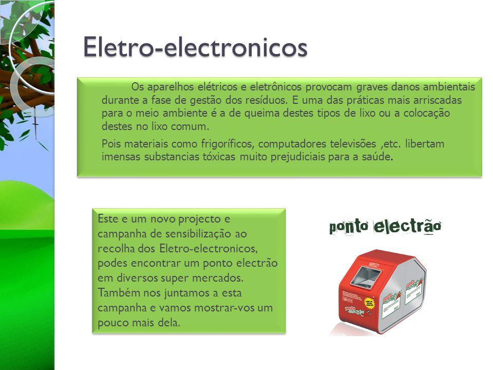 Eletro-electronicos