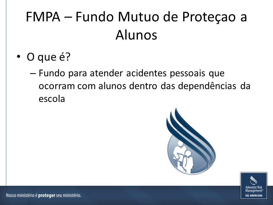 FMPA – Fundo Mutuo de Proteçao a Alunos