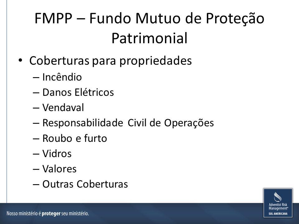FMPP – Fundo Mutuo de Proteção Patrimonial