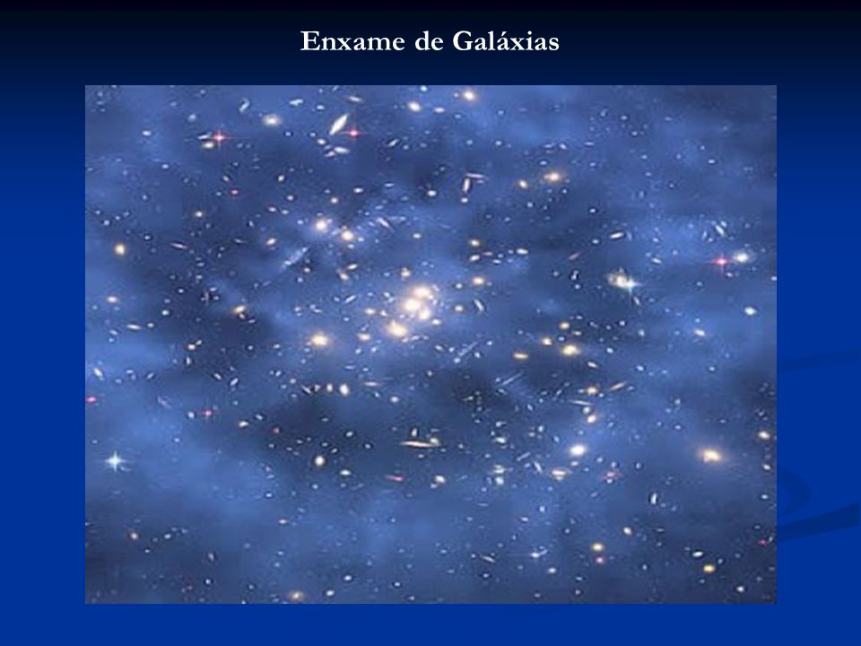 Enxame de Galáxias